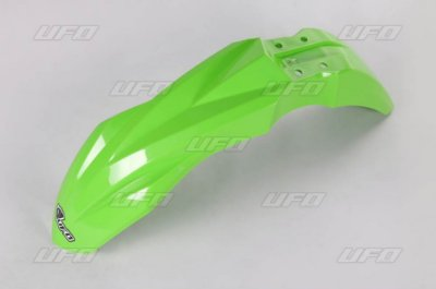 Paralama Dianteiro Ufo KXF 250 18/19 + KXF 450 18/19 - Verde