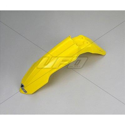 Paralama Dianteiro Ufo RMZ 250 10/18 + RMZ 450 08/17 - Amarelo