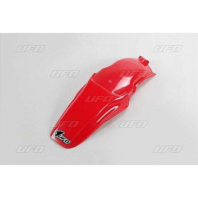 Paralama Traseiro Ufo CR 80 96/02 + CR 85 03/19 - Vermelho