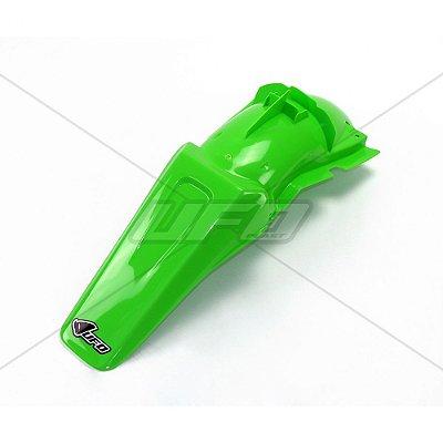 Paralama Traseiro Ufo KX 125 99/02 + KX 250 99/02 - Verde