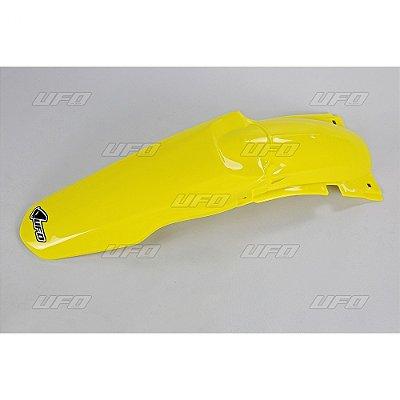 Paralama Traseiro Ufo RM 125 01/02 + RM 250 01/02 - Amarelo