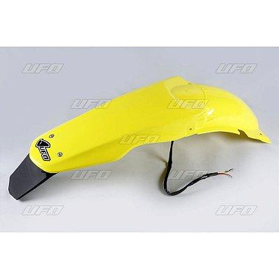 Paralama Traseiro Ufo RM 125 03/19 + RM 250 03/19 - Amarelo