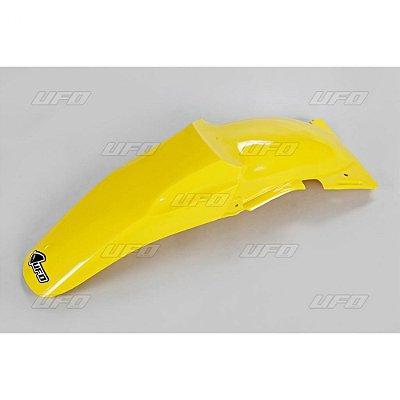 Paralama Traseiro Ufo RM 125 96/00 + RM 250 96/00 - Amarelo