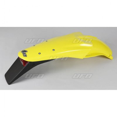 Paralama Traseiro Ufo DRZ 400 00/19 - Amarelo 102 (MODELO ENDURO)