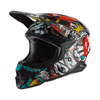 Capacete O'Neal 3Series Helmet Rancid 2.0