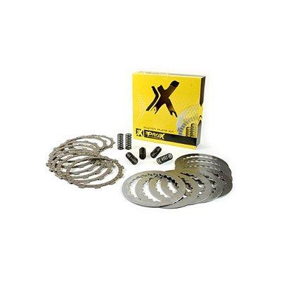 Kit Embreagem + Separador + Molas ProX CRF 450 02/08 + CRFX 450 05/17