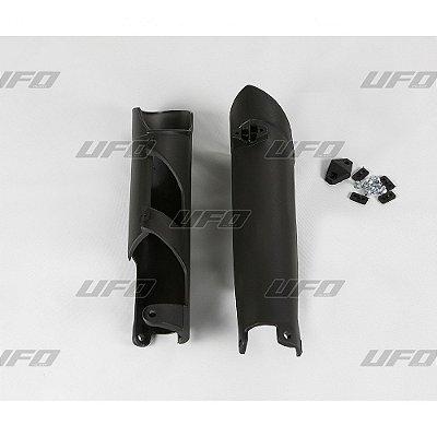 Protetor De Bengala Ufo KTM EXC-F/EXC 08/15 + SX-F/SX 07/14 - Preto