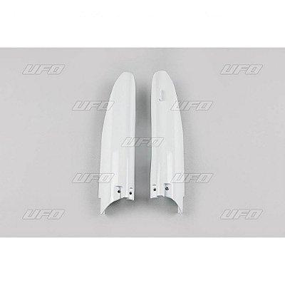 Protetor De Bengala Ufo RM 125/250 07/17 + RMZ 250/450 07/17 - Branco