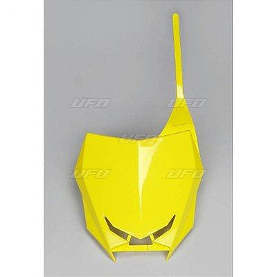 Number Frontal Ufo RMZ 250 19 + RMZ 450 18/19 - Amarelo