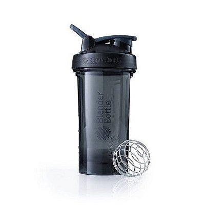 Coqueteleira Blender Bottle Pro 710ml - Preta