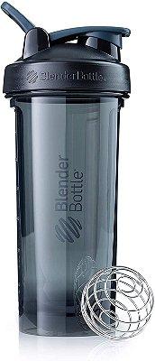 Coqueteleira Blender Bottle Pro 830ml - Preta