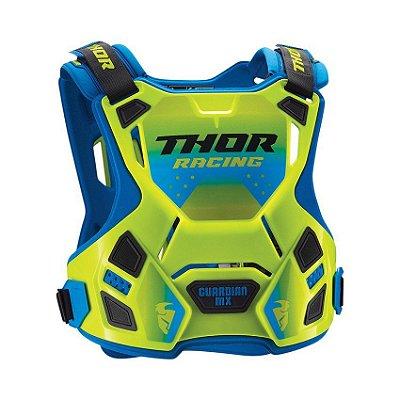 Colete Thor Guardian MX Infantil - Verde Fluo
