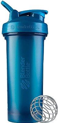 Coqueteleira Blender Bottle Classic V2 830ml Azul