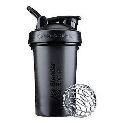 Coqueteleira Blender Bottle Classic V2 590ml - Preto