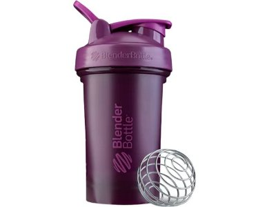 Coqueteleira Blender Bottle Classic V2 590ml - Roxo