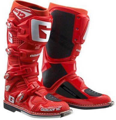 Bota Gaerne SG12 - Vermelha Solid