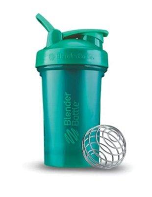 Coqueteleira Blender Bottle Classic V2 590ml - Verde Esmeralda