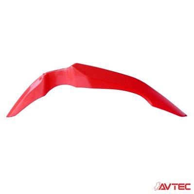 Paralama Dianteiro AVTEC CRF 230 - Vermelho