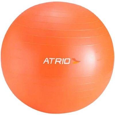 Bola De Ginástica Atrio 65CM Diagrama - Laranja