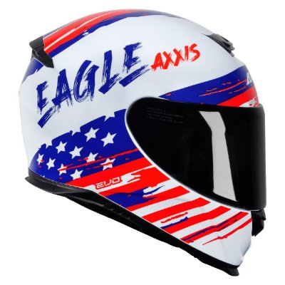 Capacete Axxis Eagle Independence Gloss