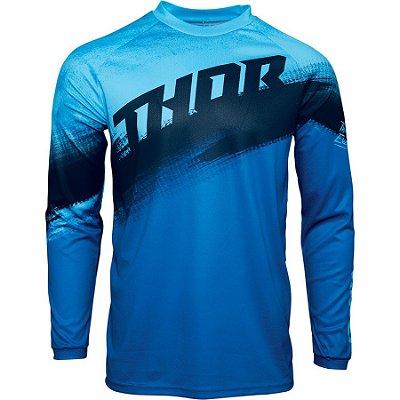 Camisa Thor Sector Vapor - Azul