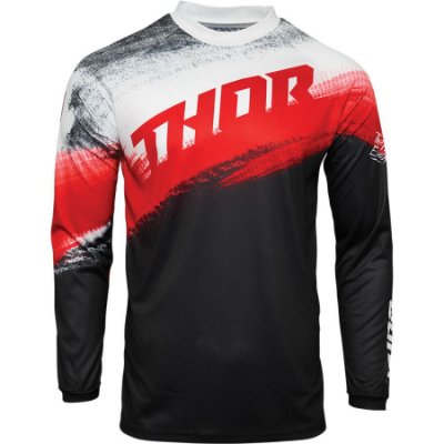 Camisa Thor Sector Vapor - Vermelha