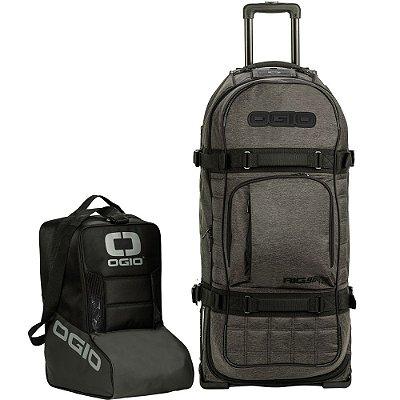 Bolsa De Equipamentos Ogio Rig 9800 Pro Wheeled Bag - Dark Static