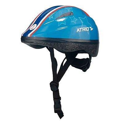 Capacete Bike Atrio Infantil Estrela