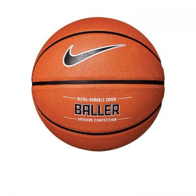 Bola De Basquete Nike Baller 8P - Borracha - Indoor / Outdoor