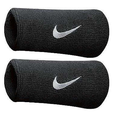 Munhequeira Nike Swoosh Double Wristband