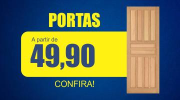 Borabora Madeiras - Portas a partir de R$ 49,90