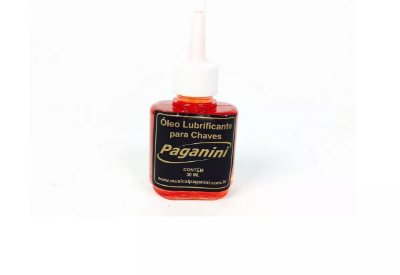 Óleo lubrificante para chaves Paganini