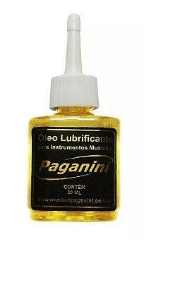 Óleo Lubrificante para instrumentos musicais Paganini