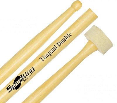 Baqueta Timpani Double Natural Spanking