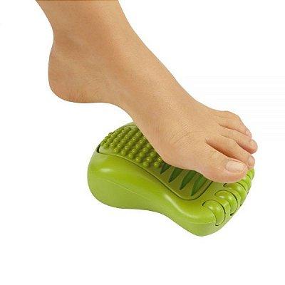 Massageador para os Pés OrthoPauher Cor Verde