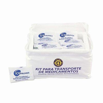 Bolsa Refrigeradora de Transporte para Insulina Ortho Pauher
