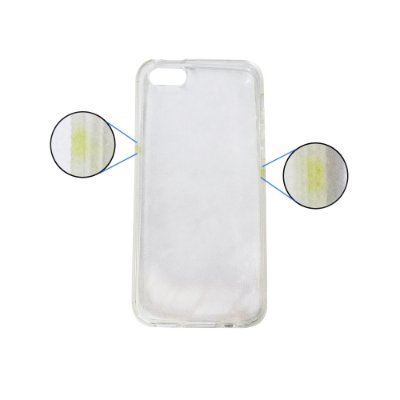 Capa de Silicone Iphone 5