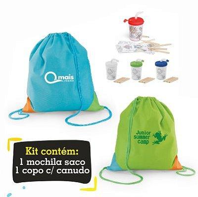 Kit Infantil Viagem