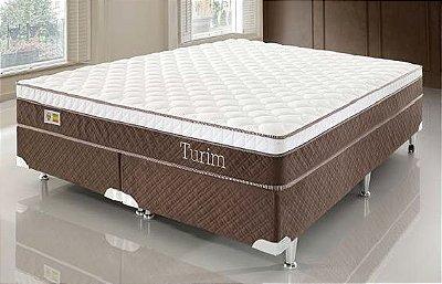 Colchão Turim + Box 1,38 x 1,88
