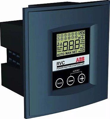 RVC-12 CONTROLADOR DE FATOR DE POTENCIA - 2GCA288094A0050 - ABB