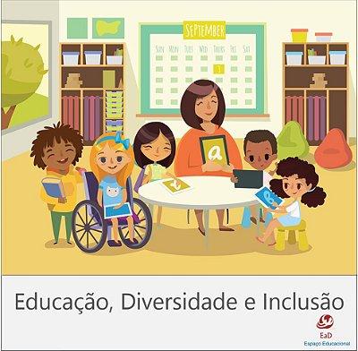 CURSO: EDUCAÇÃO, DIVERSIDADE E INCLUSÃO - 200 horas
