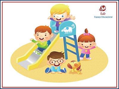 CURSO: RECREAÇÃO, JOGOS E BRINCADEIRAS NA EDUCAÇÃO INFANTIL- 180 horas