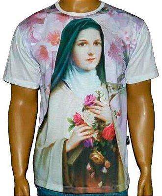 Camiseta de Santa Terezinha