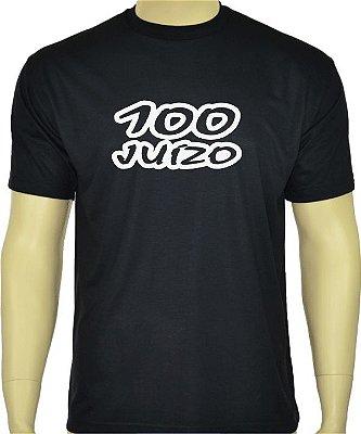 Camiseta divertida 100 Juízo.