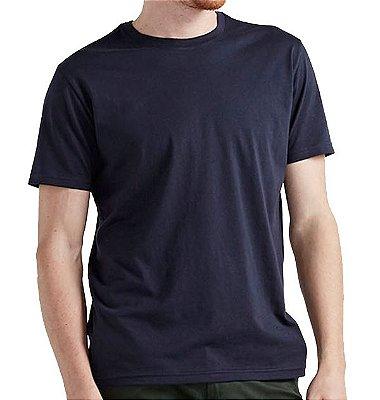 Camiseta Azul Marinho Lisa