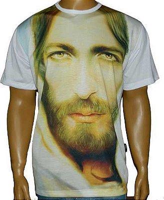 Camiseta Face de Jesus