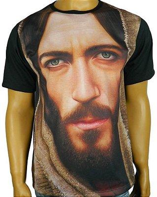 Camiseta Face de Cristo Católica