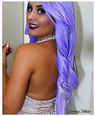 Lace front Sensationnel Instant Fashion Wig - Maylene - Encomenda