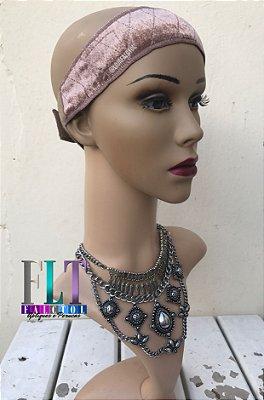 Hair Grip  faixa fixadora - Fixa wig , bandana e lenços - Bege -  ENCOMENDA