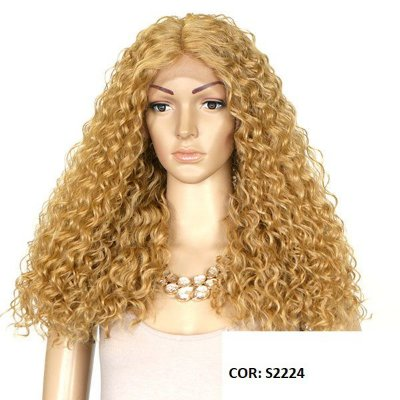OUTRE SYNTHETIC HAIR LACE FRONT WIG SWISS LACE I PART TAMAR